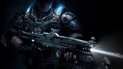 gears of war 4, video games, artwork, gears of war
