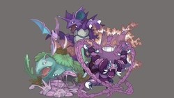 pokemon, crobat