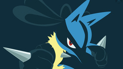 pokemon, lucario