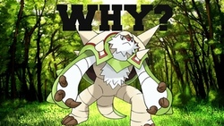pokemon, chesnaught