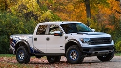 ford, f150, raptor, тюнинг, roush performance, пикап, phase 2, roush