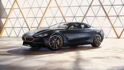 concept, bmw, concept car, 8 Series, концепт кар бмв, бмв 8 серия, концепт кар, вид сбоку ...