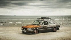 bmw, e21, stance, tuning