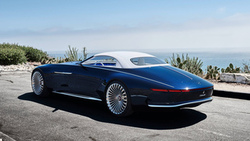 mercedes vision, maybach 6, машины 2018, мерседес, car wallpaper, концепт кар, mercedes, мерседес концепт кар, кабриалет ...