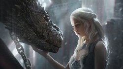 game of thrones, daenerys targaryen