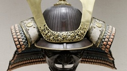 ihon, ippon, japonese, kabuto, shogunate, mask, helmet, samurai, do period, honor, apan, warrior ...