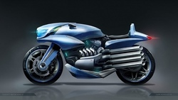 дизайн мотоцикл, concept motor bike 01 uan ovelletto