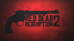 red gun game weapon, revolver ed ead edemption 2