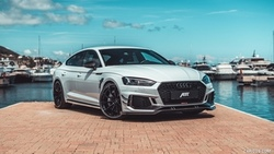 udi, rs5, sportback, white