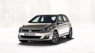 машины, автомобили, авто, Volkswagen, Golf 3D