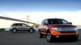 форд, america, машины, авто обои, auto wallpapers, Ford edge, cars