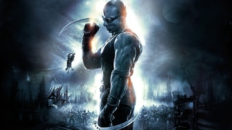 assault on dark athena, вин дизель, The chronicles of riddick, хроники риддика