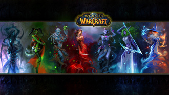 girls, blizzard, девушки, World of warcraft
