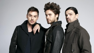30 seconds to mars, музыка, jared leto