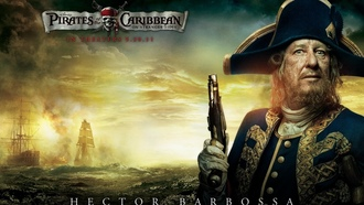фильм, Pirates of the Caribbean 4: On Stranger Tides, Пираты Карибского моря: На странных берегах, кино