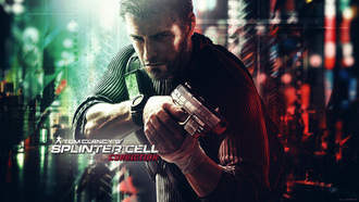 Сэм, Фишер, Ubisoft, Игры, Conviction, Sam, Fisher, Games, Splinter Cell