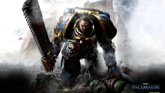 spacemarine, игры, warhammer 40000