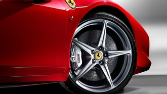 wallpapers, обои, Машины, car, ferrari