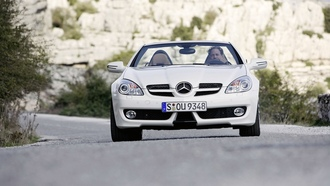 mercedes slk 350, мерседес, Машины, auto wallpapers