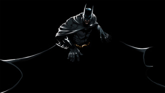 dark, black, The batman iii