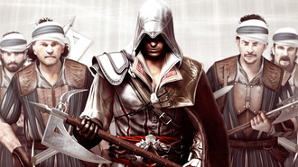assassin, ax, Assassin's creed