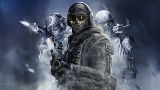 спецназ, Call of duty, modern warfare 2, оружие