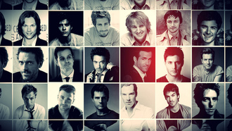 andrew scott, tom cruise, Jared padalecki, owen wilson, james mcavoy, jensen ackles, orlando bloom