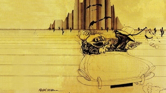 Fear and loathing in las vegas, hunter thompson, gonzo, ральф стедман, ralph steadman