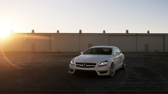 mercedes-benz, cls-klasse, white, cls 63, обои авто, c218, белый, Auto, amg, cars