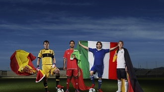 italy, Euro 2012, sport, semi-finalists, football, portugal, spain, adidas, iker casillas, germany