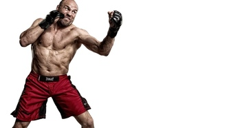 боец, Randy couture, бои, fighter, ufc