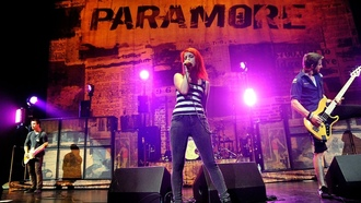 hayley, music, williams, farro, pop-rock, davis, Paramore, jeremy, josh, концерт