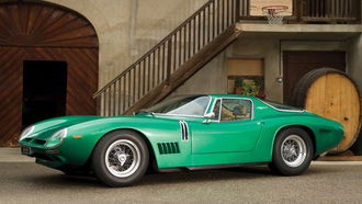 530gt, strada, Bizzarrini, классика