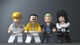 brian may, john deacon, freddie mercury, Queen, roger taylor