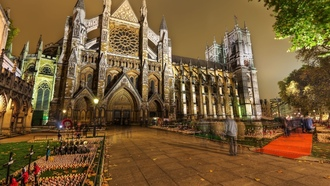 london, Westminster abbey, лондон, england
