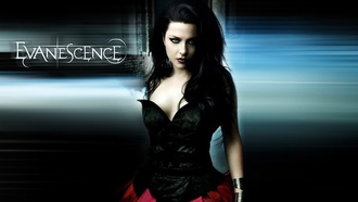 amy lee, Music, group, rock, музыка, эванесенс, обоя, wallpapers, evanescence