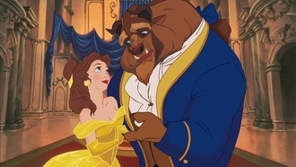 красавица и чудовище, fairytale, belle, disney, prince, Beauty and the beast