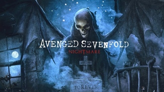 avenged sevenfold, A7x, nightmare