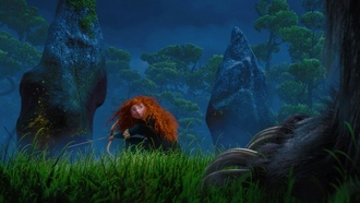 princess, warrior, scotland, pixar, the movie, red hair, disney, Brave, merida, archer, film