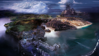 concept art, lightning returns, final fantasy, 13, xiii