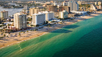 Usa, fort_lauderdale, город, city, florida
