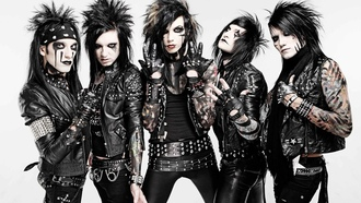 Black veil brides, heavy metal, cc, glam metal, jinxx, hard rock, jake, andy, ashley