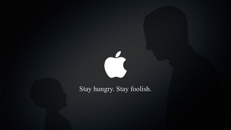 стив джобс, stay foolish, steve jobs, Stay hunry, apple
