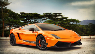 гальярдо, superleggera, lp570-4, sl, gallardo, ламборгини, лп570-4, Lamborghini