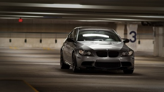 bmw m3, сity, m3, parking, обои авто, bmw, wallpapers auto, Auto, e92, cars, bmw m3 e92