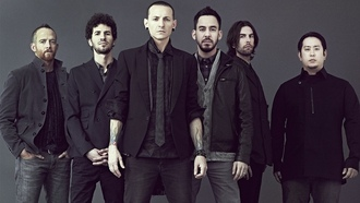 chester bennington, phoenix, mike shinoda, rob bourdon, promo 2012, Linkin park, brad delson