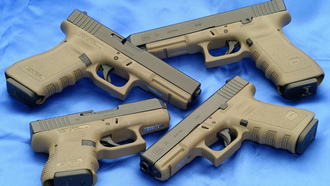 глоки, wallpapers, glock 17, guns, Hd, glock 26, glock 19, glock 34, austria