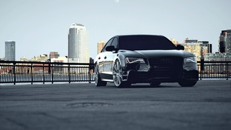 car, wallpapers auto, photography, Auto, black, auto, cars, audi, audi a8, wallpapers auto, a8