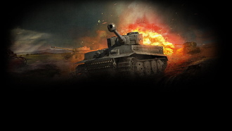 world of tanks, танк, tiger, Wot, тигр