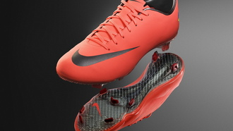бутсы, футбол, Nike mercurial, football